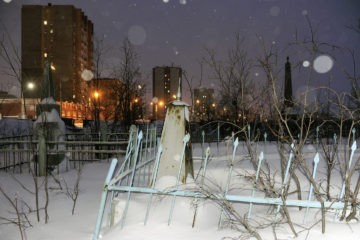 Судьбу старого кладбища на улице Нансена обсуждают в Норильске
