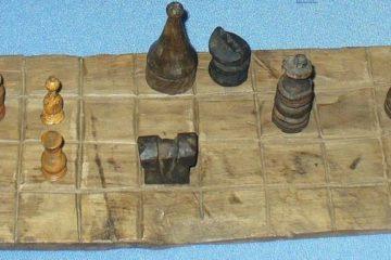 Шахматную доску, обнаруженную при раскопках на Таймыре, называют самой северной находкой в мире