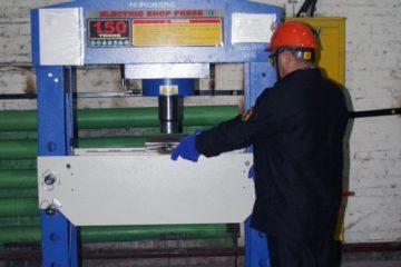 В Енисейском речном пароходстве внедряют разработанные «Норникелем» стандарты безопасности труда
