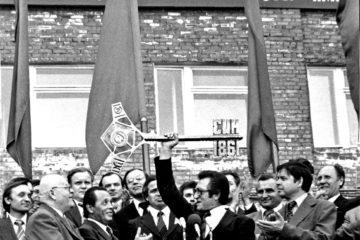 Исполнилось 90 лет со дня рождения Бориса Колесникова