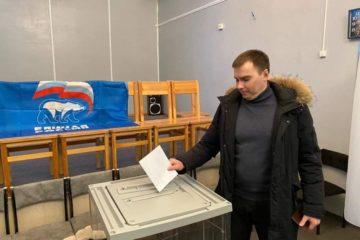 В Норильске началось выдвижение кандидатов на место депутата краевого Заксобрания