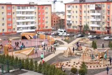 Норильчане могут предложить свой двор для участия в пилотном проекте по благоустройству