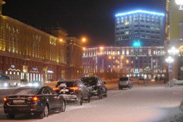 Первые дни февраля в Норильске будут морозными