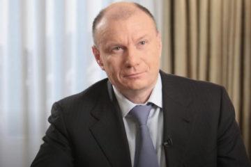 Президент «Норникеля» Владимир Потанин возглавил рейтинг благотворителей страны