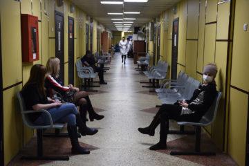 В Норильске зарегистрирован рост заболеваемости ОРВИ и гриппом