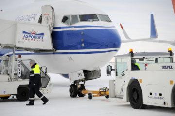 В норильском аэропорту обновили технику