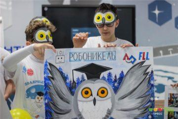 Команда «РобоНикель» взяла пять наград на всероссийских соревнованиях по робототехнике