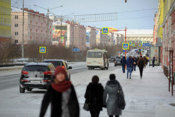 За два месяца в Норильск прибыли семь человек, которые посещали Китай и Южную Корею