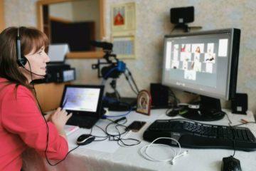 Норильские учителя отрабатывают методы дистанционного обучения