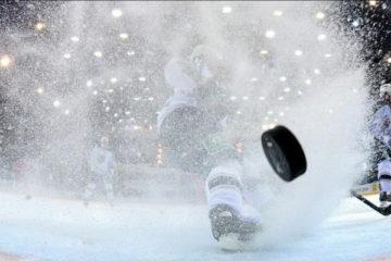 Благотворительный матч с участием «Легенд хоккея» в Норильске отменили