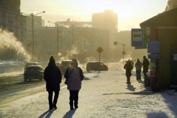 За  неделю в Норильске заболели ОРВИ 972 человека
