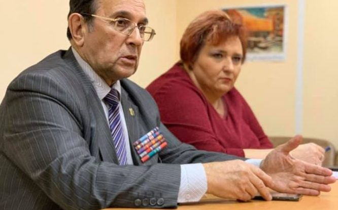 В Норильске встретились представители городской и региональной общественных палат