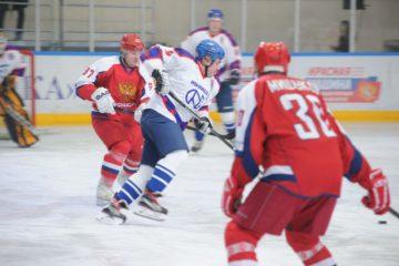 «Легенды хоккея» вновь сойдутся на льду со сборной НХЛ Норильска
