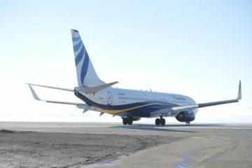 NordStar приостановила полеты в Баку из Норильска и Уфы