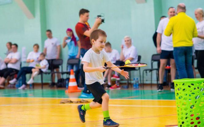 В Заполярном филиале «Норникеля» определили самую спортивную семью