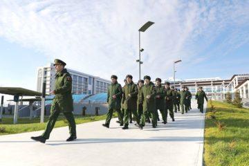 Норильских призывников приглашают служить в первом военном инновационном технополисе