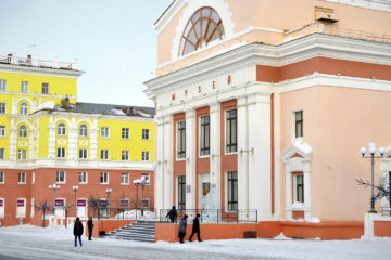 Норильчан приглашают вместе с экспертами обсудить, каким будет музей города
