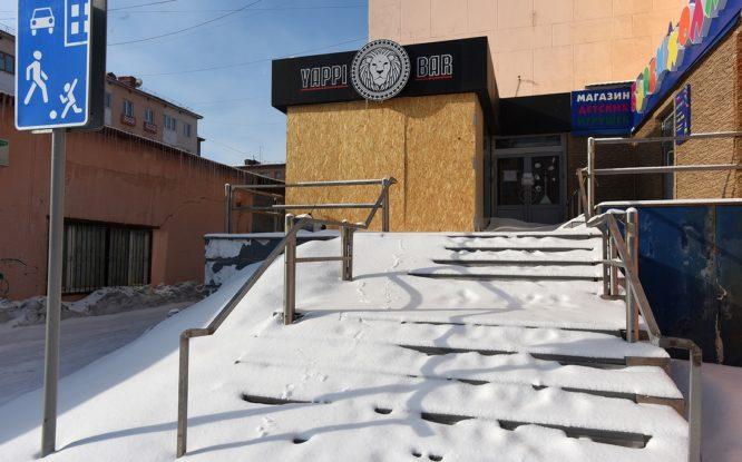 Бар в Норильске закрыли из-за отсутствия вентиляции
