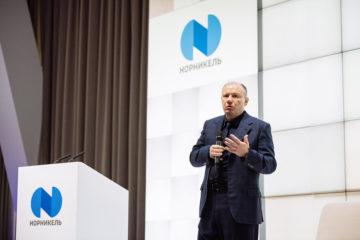 Владимир Потанин: «Норникель» является источником поддержки для государства, а не просящим»
