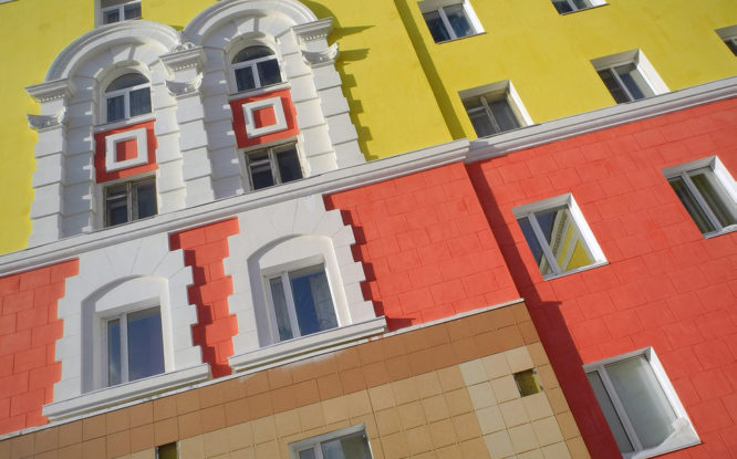 В Норильске упали цены на жилье