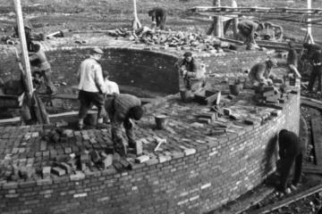 Городской музей рассказывает о трудовых подвигах норильчан по снимкам военных лет