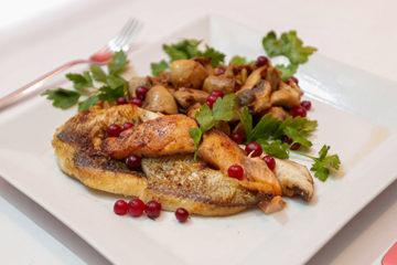 Повар из Норильска готовит уникальные блюда северной кухни