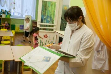 В детских садах Норильска будут работать дежурные группы