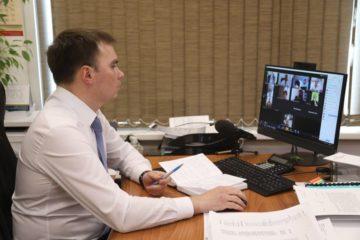 Депутаты норильского горсовета провели совещание онлайн