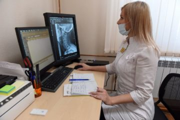 Новое медоборудование получили медики Норильска