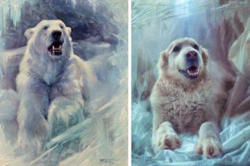 Арктика стала одной из тем популярного флешмоба «Изоизоляция»