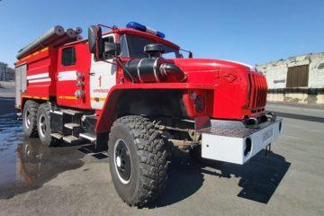 Заполярный филиал «Норникеля» получил новые пожарные машины