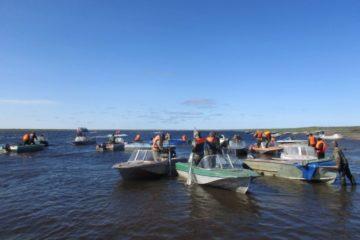 Таймырские рыбаки померятся уловом