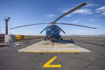 Вертолеты «Норильск Авиа» готовы к летним перевозкам