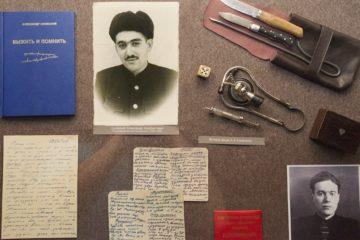 Записная книжка бывшего узника Норильлага дошла до наших дней