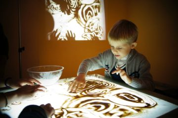 В Норильске откроют студию рисования песком