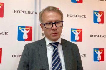 Сергей Дубовицкий: «Реконструкцию аэропорта Норильск полностью завершат к сентябрю»
