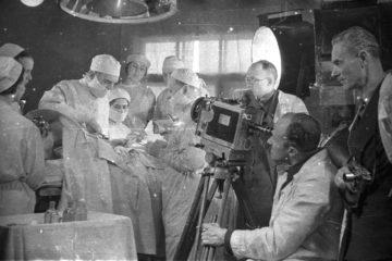 Первый фильм о Норильске получил название «Гигант Заполярья»