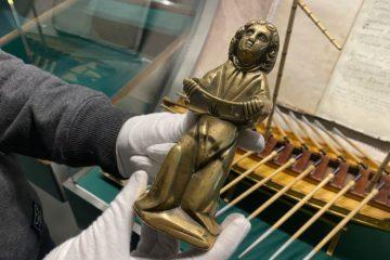 Как на Таймыр попала средневековая фигурка ангела, сделанная в Нидерландах?