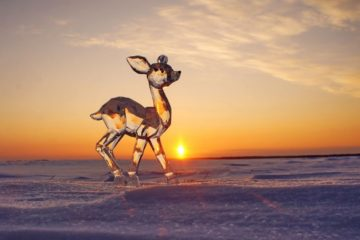 В Дудинке зимой пройдет конкурс ледовых и снежных скульптур