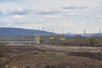В Норильске и Дудинке строят новый газопровод