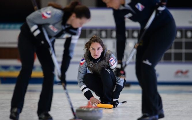 Международный турнир по керлингу Arctic Cup перенесли на ноябрь