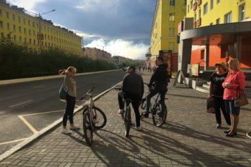 В выходные в Норильске будет тепло и облачно