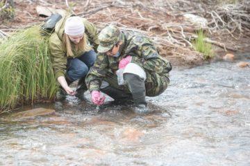 На реках Далдыкан и Амбарная начали работу ученые РАН
