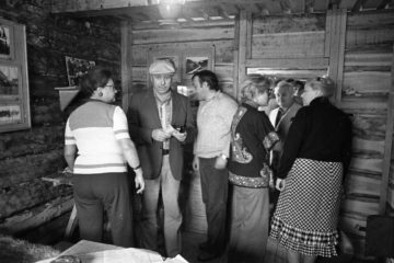 Первый дом Норильска как музей открыли в год 85-летия его первого жителя