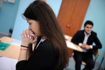 В школах 1 сентября проведут диагностику знаний учащихся