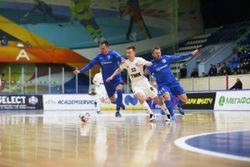 Завтра МФК «Норильский никель» проведет первый матч четвертьфинала плей-офф Суперлиги