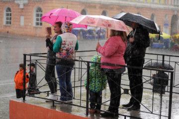 Вторая половина июля в Норильске будет дождливой