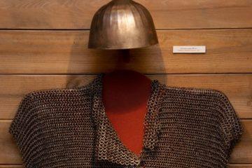 Кольчугу и шлем нашли геодезисты недалеко от поселка Носок