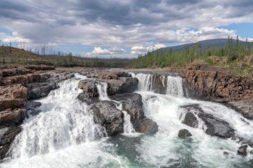 Ученые рассказали, как образовалась «страна водопадов» – плато Путорана