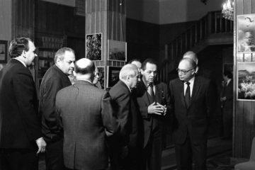 Встречу норильчан всех поколений открыл Роберт Рождественский